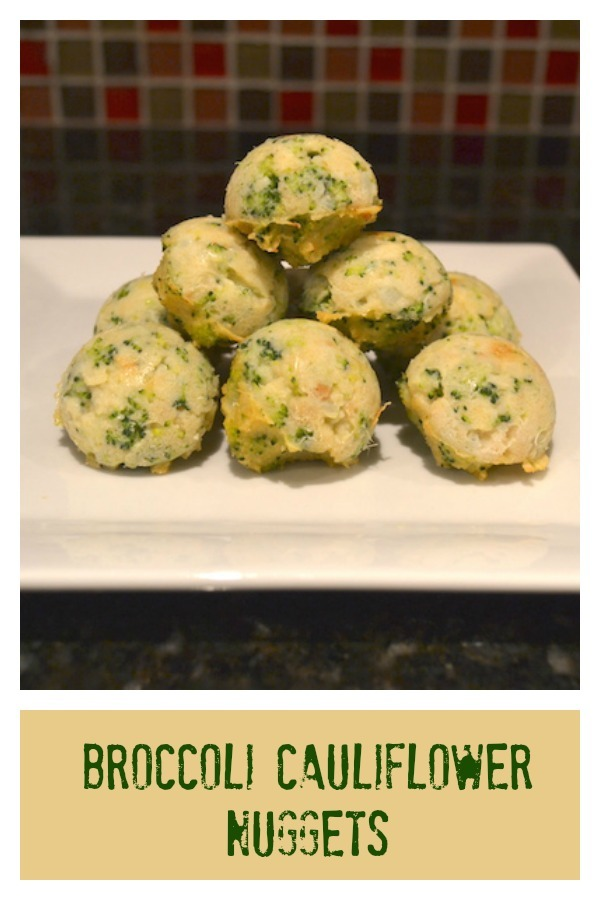 Broccoli cauliflower nuggets recipe creative healthy family broccoli cauliflower nuggets recipe forumfinder Image collections
