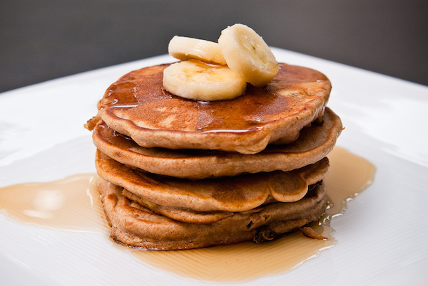 The Healthiest Most Delicious 2 Ingredient Banana Pancakes