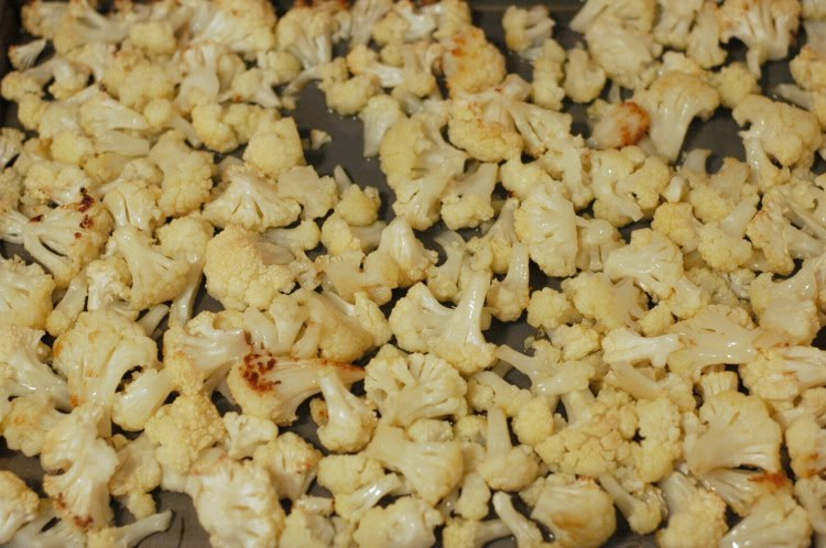 Easy Super Healthy Cauliflower Popcorn